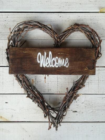 Corazón naturlovers Welcome